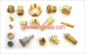 Brass Parts as per your need